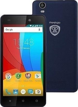 PRESTIGIO MultiPhone Wize P3 modrý