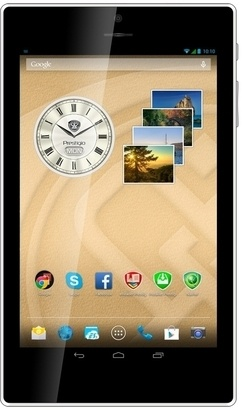PRESTIGIO PMT5777 3G White/Android