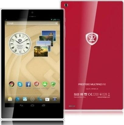PRESTIGIO PMT5887 3G červený/Android
