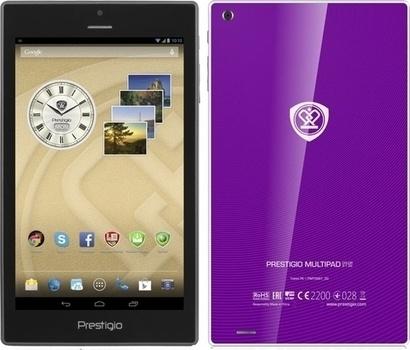 PRESTIGIO PMT5887 3G fialový/Android
