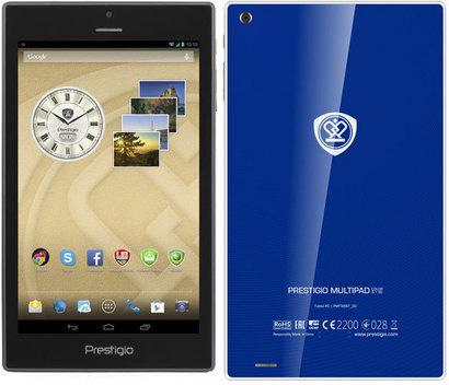 PRESTIGIO PMT5887 3G modrý/Android