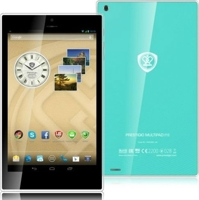 PRESTIGIO PMT5887 3G zelený/Android