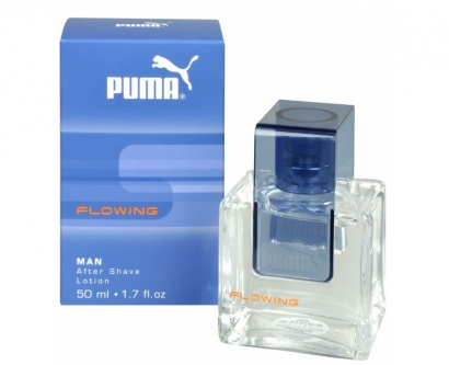 Puma Flowing for man voda po holení 50 ml