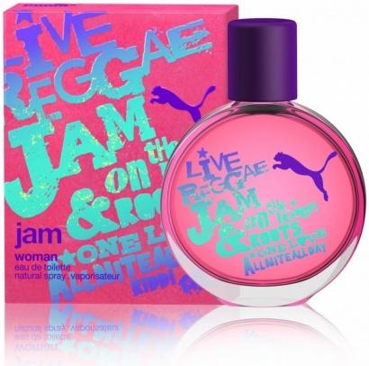 Puma Jam for woman toaletní voda 60 ml