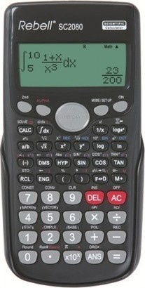 Rebell SC2080 BX černá