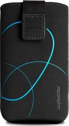 Redpoint RPVEL036L Velvet Stripe L blue