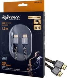 Reference RAV 160-015 HDMI V2.1 M-M 1,5m