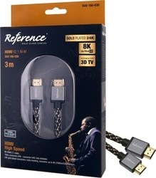 Reference RAV 160-030 HDMI V2.1 M-M 3m