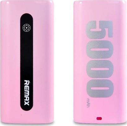 REMAX Power Bank Proda E5 5000mAh Růžová