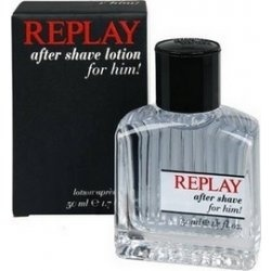 REPLAY For Him pánská Voda po holení 50 ml