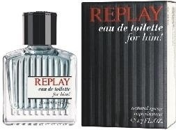 REPLAY for man toaletní voda 75 ml