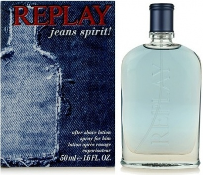 REPLAY Jeans Spirit Man Voda po holení 50 ml