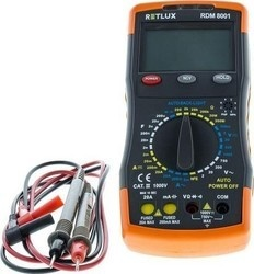 RETLUX RDM 8001 Digitální multimetr