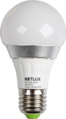 RETLUX REL 11CW LED A60 5W E27
