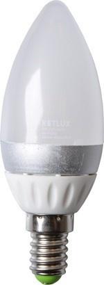 RETLUX REL 12CW LED C37 4W E14