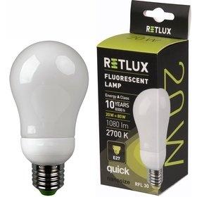 RETLUX RFL 30 CLASIC-A65 20W E27
