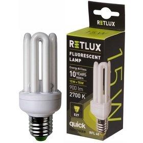 RETLUX RFL 40 4U-T3 15W E27