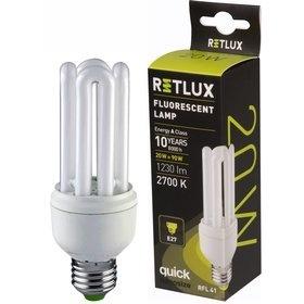 RETLUX RFL 41 4U-T3 20W E27