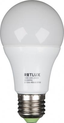 RETLUX RLL 15 LED A60 10W E27