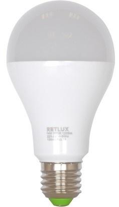 RETLUX RLL 16 LED A70 14W E27