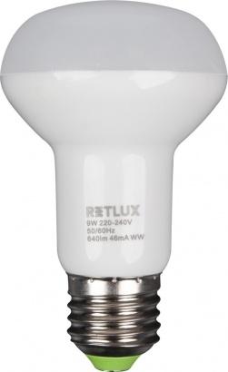 RETLUX RLL 34 LED R63 9W E27