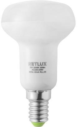 RETLUX RLL 35 LED R50 5W E14