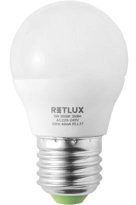 RETLUX RLL 37 LED G45 5W E27