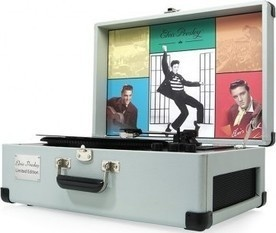 Ricatech EP1950 Elvis Presley Turntable