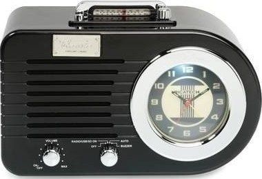 Ricatech PR220 Nostalgic Radio Black