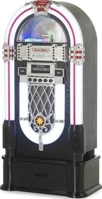 Ricatech RR1000 Classic LED Jukebox