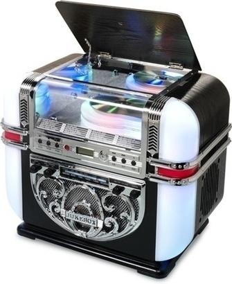 Ricatech RR700 Table Top Jukebox