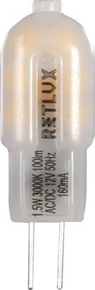 RETLUX RLL 289 G4 1,5 W LED 12V WW