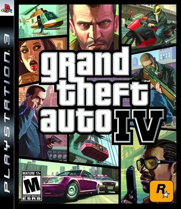 Rockstar Games Grand Theft Auto IV PS3