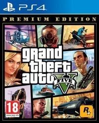 Rockstar Games GTA V Premium Edition hra PS4