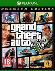 Rockstar GAMES GTA V PREMIUM EDITION hra XONE