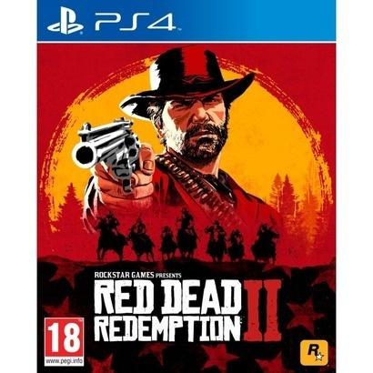 Rockstar Red Dead Redemption 2 hra PS4