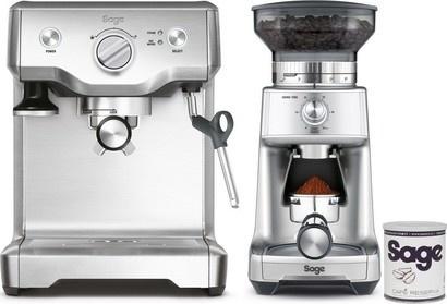 Sage BES810BSS + BCG600 + 3 roky záruka + káva