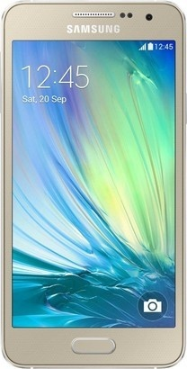 Samsung A300F Galaxy A3 Gold