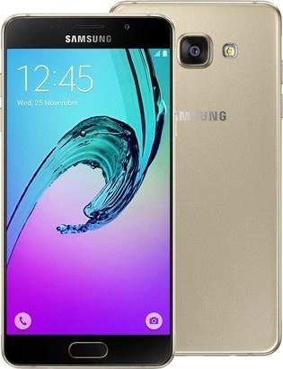 Samsung A510F Galaxy A5 LTE SS 16GB Gold