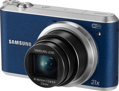 Samsung EC WB350F Blue
