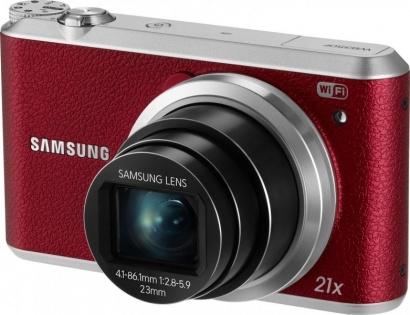 Samsung EC WB350F Red