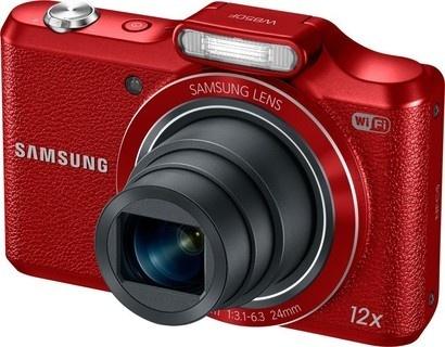 Samsung EC WB50 red