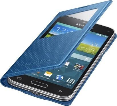 Samsung EF CG800BE pFlip S-view S5mini B