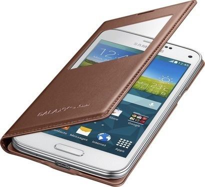 Samsung EF CG800BF Flip S-view S5mini Go