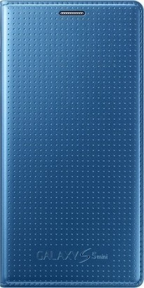Samsung EF FG800BE perforFlip S5mini Blue
