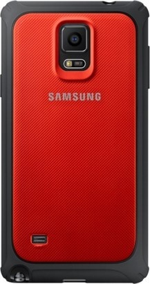 Samsung EF PN910BR Cover Note 4 Red