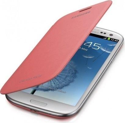 Samsung EFC 1G6FPECSTD Flip S III Pink