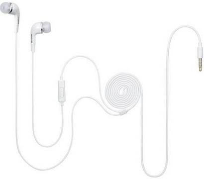 Samsung EHS64ASFWECSTD Stereo Headset White