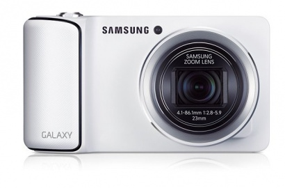 Samsung EK GC100 Galaxy Camera White