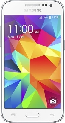Samsung G361 Galaxy Core Prime VE White